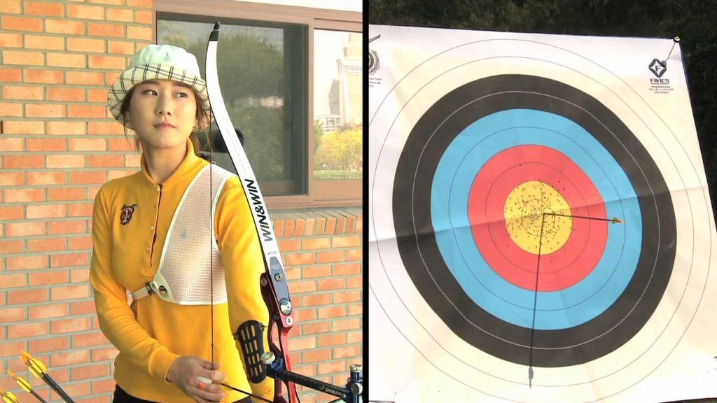 I Love 유니스타1회 - 광주여대 양궁부 목록 이미지
